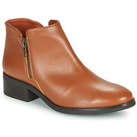 Chaussures Femme Boots Dream in Green NASTILLE Camel