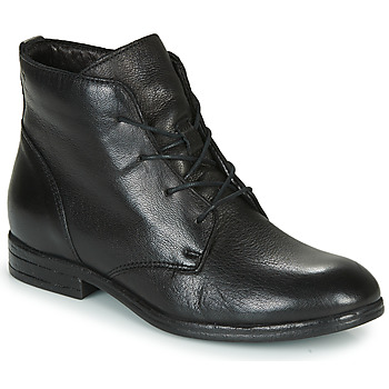 Chaussures Femme Boots Dream in Green NERGLISSE Noir