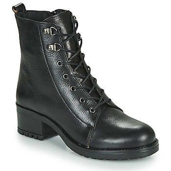 Chaussures Femme Bottines Dream in Green NAFFY Noir