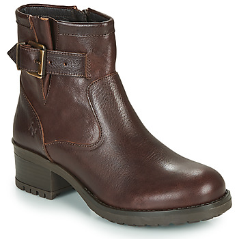 Chaussures Femme Bottines Dream in Green NETISE Marron