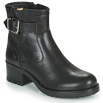 Chaussures Femme Bottines Dream in Green NETISE Noir