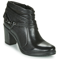 Chaussures Femme Bottines Dream in Green NEGUS Noir