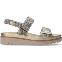 Chaussures Femme Sandales et Nu-pieds Mephisto Sandale cuir DOMINICA Gris
