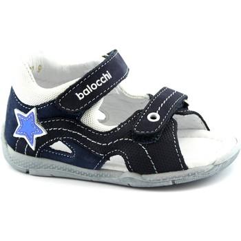 Chaussures Enfant Sandales et Nu-pieds Balocchi BAL-E20-102156-BL-a Blu