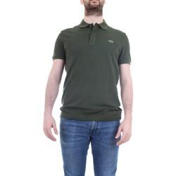 Vêtements Homme Polos manches courtes Lacoste PH4012 polo homme Militaire Militaire