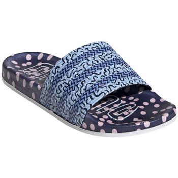 Chaussures Femme Sandales sport adidas Originals Sandale adidas Bleu