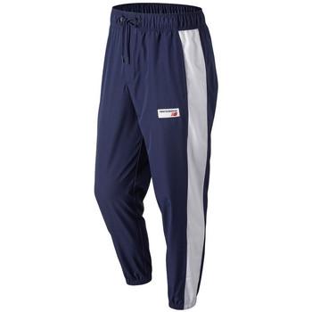 Vêtements Homme Pantalons de survêtement New Balance Pantalons de survêtement  NB ATHL WINDBREAKE Noir