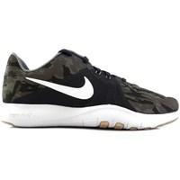 Chaussures Femme Fitness / Training Nike Flex Trainer Print Gris