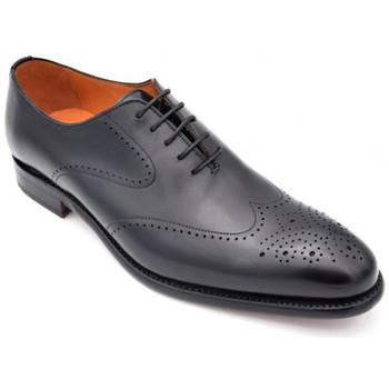 Chaussures Homme Derbies Berwick 1707 3811 Noir