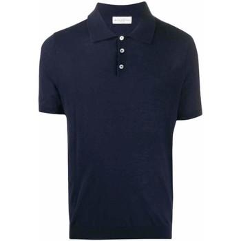 Vêtements Homme Polos manches courtes Ballantyne  Bleu