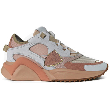 Chaussures Femme Baskets basses Philippe Model  Rose