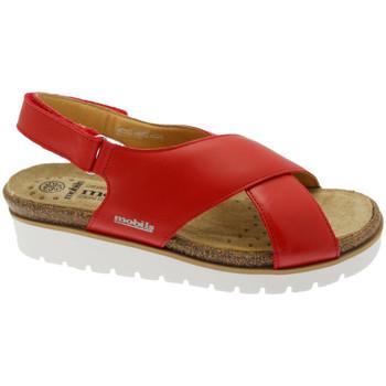 Chaussures Femme Sandales et Nu-pieds Mephisto MEPHTALLYro rosso