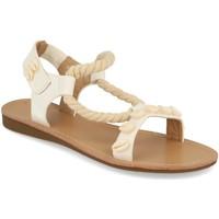 Chaussures Femme Sandales et Nu-pieds Buonarotti 1GG-0248 Blanco