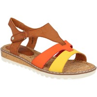 Chaussures Femme Sandales et Nu-pieds Kylie K2002104 Mostaza