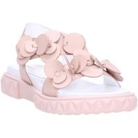 Chaussures Femme Sandales et Nu-pieds Jeannot 37138 Multicolore