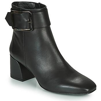 Chaussures Femme Bottines Fericelli NUCHE Noir