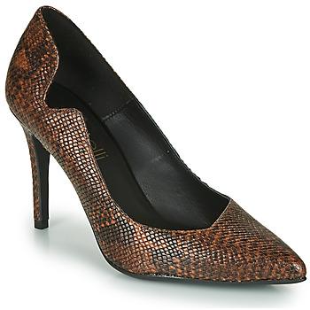 Chaussures Femme Escarpins Fericelli NANELE Marron