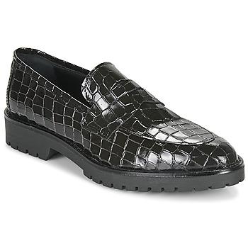 Chaussures Femme Mocassins Fericelli NORNUELLE Noir