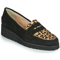 Chaussures Femme Mocassins Fericelli NECLAIR Noir / animal