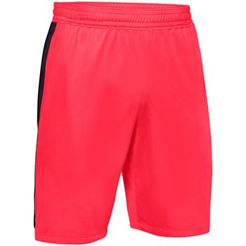 Vêtements Homme Shorts / Bermudas Under Armour Short Rouge
