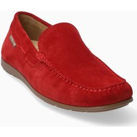 Chaussures Homme Mocassins Mephisto Chaussure ALGORAS Rouge Rouge
