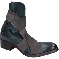 Chaussures Femme Bottines Moma BM525 Vert