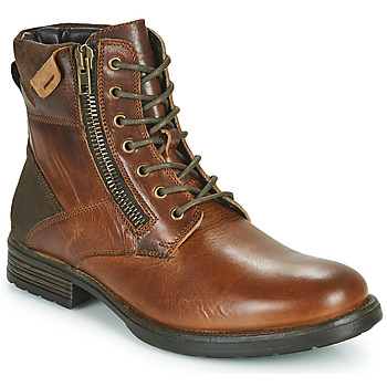 Chaussures Homme Boots Casual Attitude NABEIL Camel