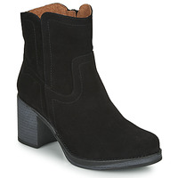 Chaussures Femme Bottines Casual Attitude NIGALE Noir