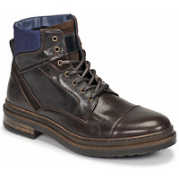Chaussures Homme Boots Casual Attitude NYSOPE Marron