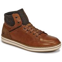 Chaussures Homme Baskets montantes Casual Attitude NOURDON Camel
