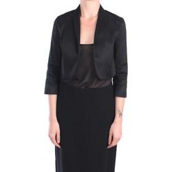 Vêtements Femme Vestes / Blazers Hanita H.J781.2671 Noir