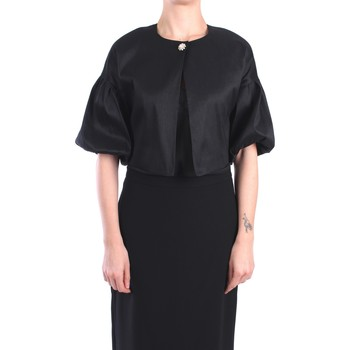 Vêtements Femme Vestes / Blazers Hanita H.J779.2671 Noir