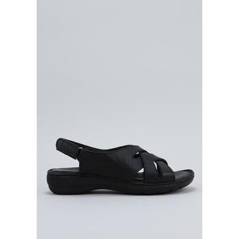 Chaussures Femme Sandales et Nu-pieds Amanda DALIA Noir