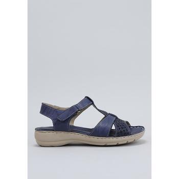 Chaussures Femme Sandales et Nu-pieds Amanda LIRIO bleu