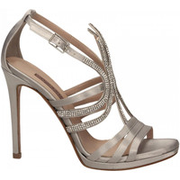 Chaussures Femme Sandales et Nu-pieds Albano RASO CRYSTAL argento