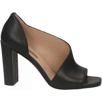 Chaussures Femme Sandales et Nu-pieds Albano NAPPA nero