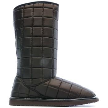 Chaussures Femme Bottes de neige Superga S007A80038 Marron
