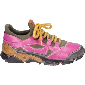 Chaussures Femme Baskets basses Moma BM547 rose