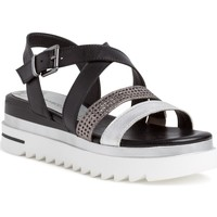 Chaussures Femme Sandales et Nu-pieds Marco Tozzi 28727 noir