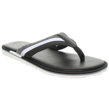 Chaussures Homme Tongs Pepe jeans Tongs  ref_49236 Noir noir