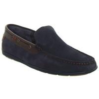 Chaussures Homme Mocassins Tucs Mocassins  ref_49190 Bleu Bleu