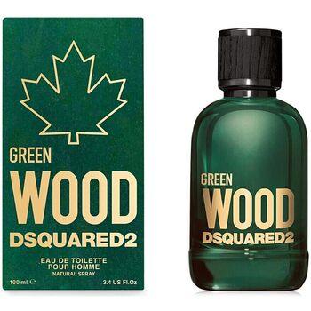 Beauté Homme Eau de toilette Dsquared Green Wood Pour Homme Edt Vaporisateur  100 ml