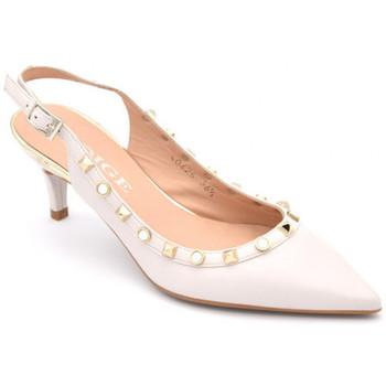 Chaussures Femme Escarpins Adige ana Blanc