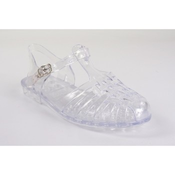 Chaussures Femme Sandales et Nu-pieds Kelara Dame de plage  82032 cristal Blanc