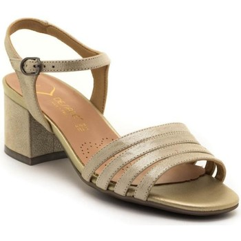 Chaussures Femme Sandales et Nu-pieds Desiree LUNA Or