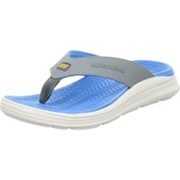 Chaussures Homme Tongs Skechers Sargo Sunview Gris