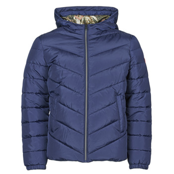 Vêtements Homme Doudounes Guess SUPER LIGHT PUFFA JKT Marine