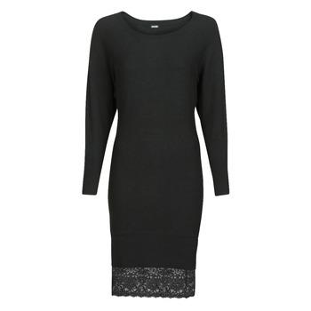 Vêtements Femme Robes courtes Guess CELINE Noir