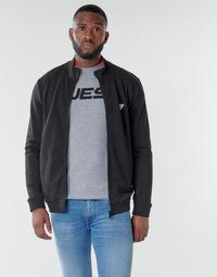 Vêtements Homme Sweats Guess AL TRUCK FLEECE Noir