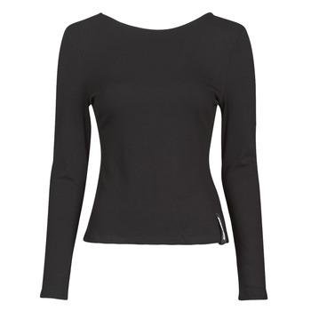 Vêtements Femme Tops / Blouses Guess AYADA Noir